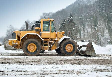 plowing: Veh�culo Snow eliminaci�n quitar la nieve