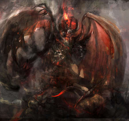 diabolic: shadow rising from the hell