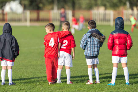 substitution: Kids soccer as a substitution