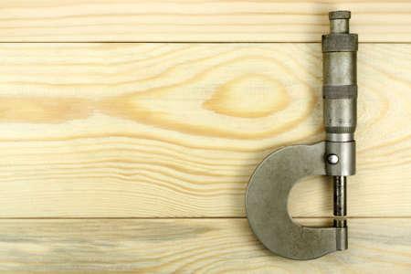 depth measurement: Measuring tool micrometer
