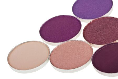 Colorful eyeshadow collection Stock Photo - 12534841