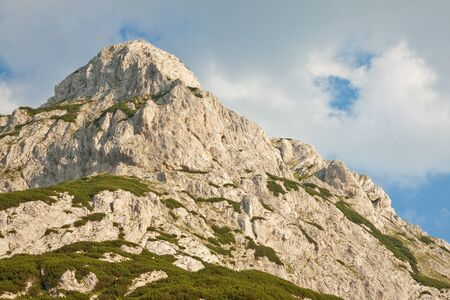 Mountain landscape, National park Durmitor, Montenegro