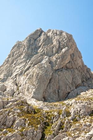 山主峰,國家公園杜米托爾,黑山