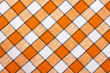 Multicoloured checkered textile background