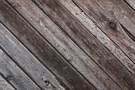 Vintage brown wooden barn board background close up Stok Fotoğraf