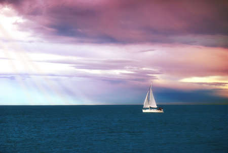 sail to new wonderfull place