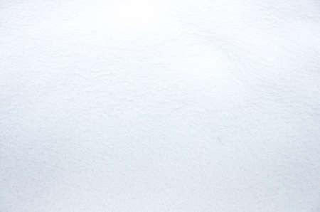 freshly fallen snow: Freshly fallen snow in winter white first background close Stock Photo