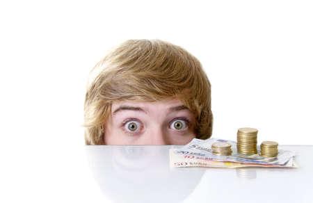 My money Stock Photo - 12890781