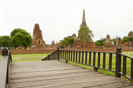 Historical Park of Thailand. In 1969 the Fine Arts Department began with renovations of the ruins.And a part of the park was declared a UNESCO World Heritage Site in 1991.