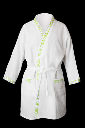 bath robe: Bath robe