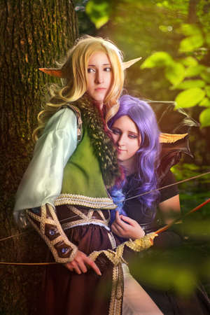 Elves From The Woods