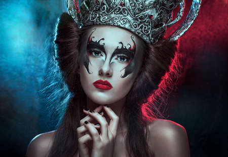 Dark queen Stock Photo - 18091813