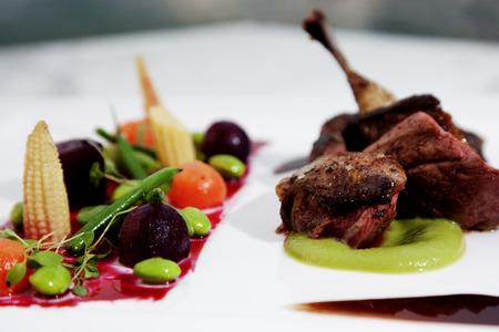 mutton: Mutton Roast