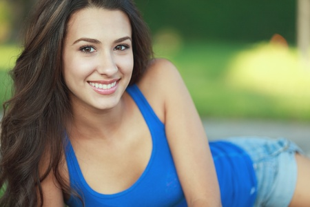 Pretty Multicultural Young Woman Stock Photo - 8385450