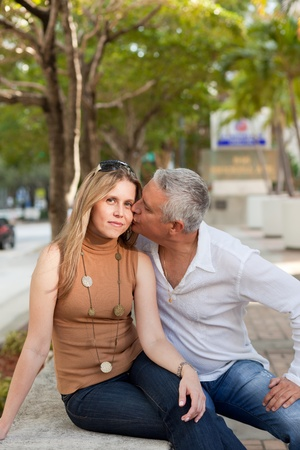 Attractive Middle Age Couple photo