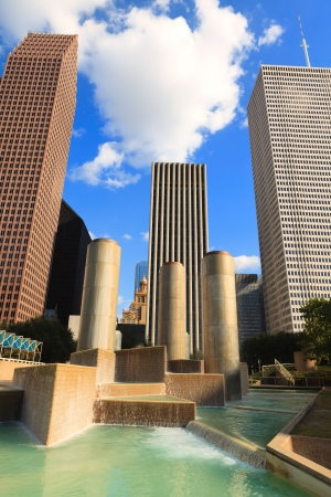 houston: Downtown Houston Texas