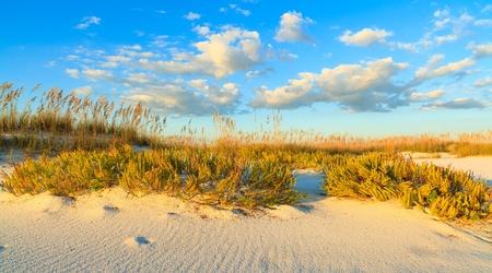 Schöne Perdido Beach in Pensacola, Florida.