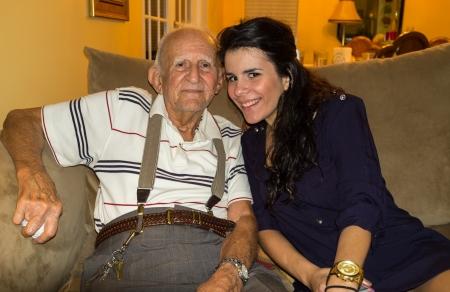 Old Man Married Granddaughter