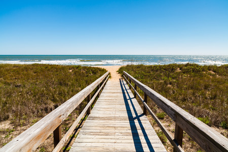 vedra: Beautiful Ponte Vedra Beach on the east coast of North Florida.