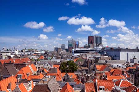 Den Haag, onderdeel van het Randstad gebied
