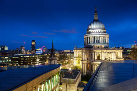 Saint Paul Cathedral Dome London