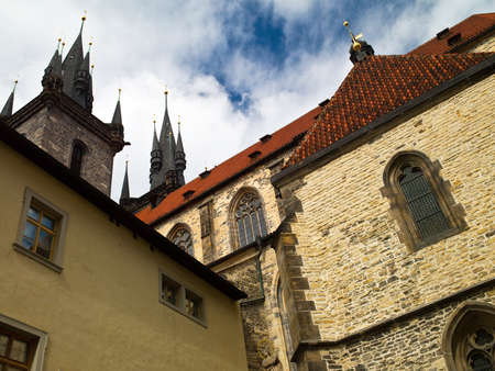 architectural structure in the Czech Republic photo