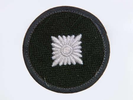 Military photo icon on a white background Stock Photo - 17668547