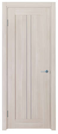 Photo stylish interior doors with real wood photo