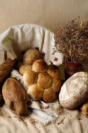 healthy bread photo