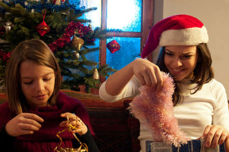 girls studying gifts