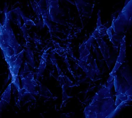 vellum: Grunge texture creases. Space worlds