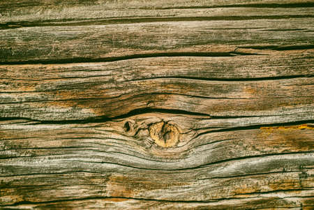 Texture of old wooden surface, wood background Stock Photo