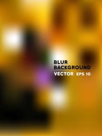 Abstract blur vector background for design web site, banners, covers and wallpaper