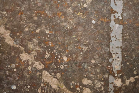 Dirty grunge background with paint blots and stains close up Stock Photo - 103112161