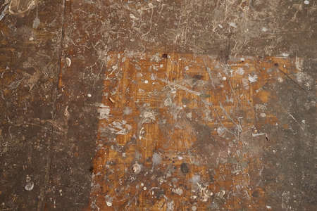 Dirty grunge background with paint blots and stains close up Stock Photo - 103112186