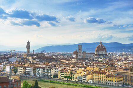 fiore: Beautiful view Cathedral of Santa Maria del Fiore (Duomo), Florence, Italy