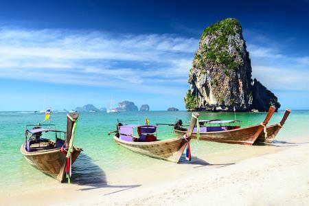 Tropische landschap van de Similan eilanden, Thailand