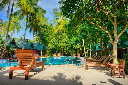 Luxe villa's met zwembad, Tropical Villa Resort in Thailand