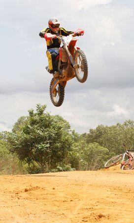 motorcross: Motor Cruz parque de motos