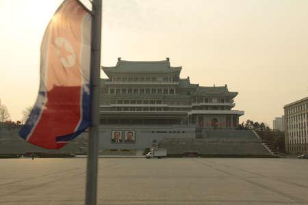 Kim Sung-il Plaza Foto de archivo - 33913416