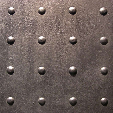 metal rivets (historically shipbuilding) photo