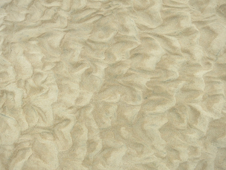 southern africa: Detail of a sand texture at the beach of Tofo. Inhambane, Mozambique, Southern Africa