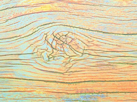 melba: Naranja y color turquesa textura de madera de roble