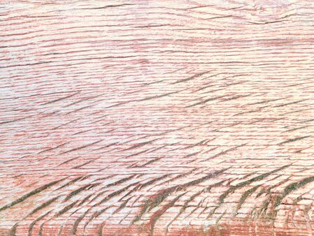 Coral colored oak wood texture Stock Photo - 60389534