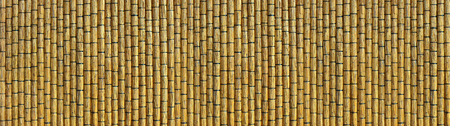 Wall made of reed mats, Africa background Stock Photo - 60390029