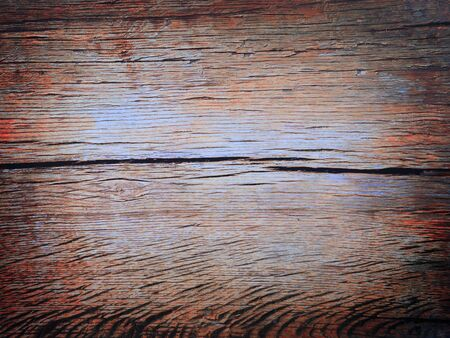 Vintage oak wood texture light blue and pale pink Stock Photo