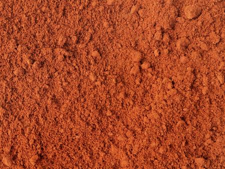 Red sand after rain. Maxixe, Inhambane, Mozambique, East Africa Stock Photo - 60399324