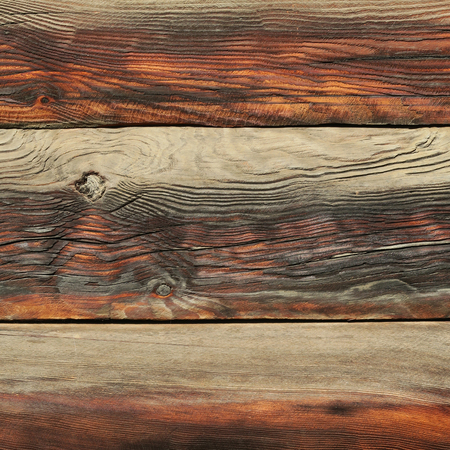 Detail of a wooden wall Stock Photo
