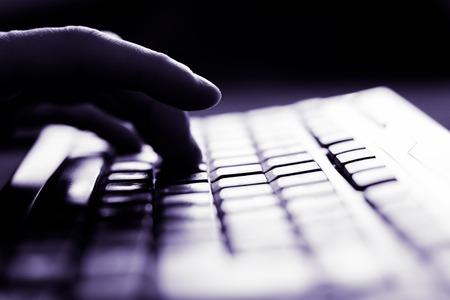teclado numerico: Vista de detalle de teclado