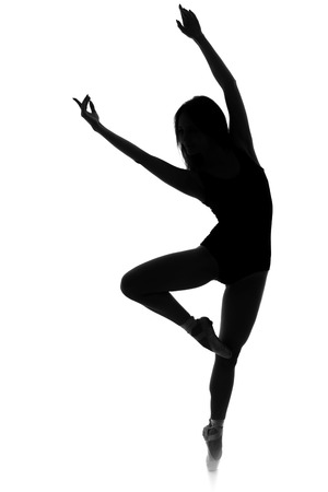 Woman performing a dance